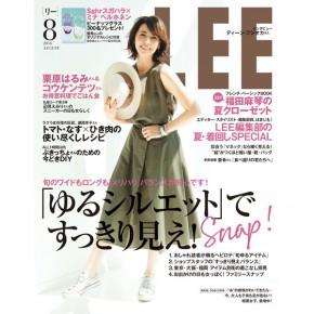 LEE 8月号 Rosemont特集記事