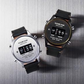 父の日のプレゼントに遊び心あふれる腕時計を!