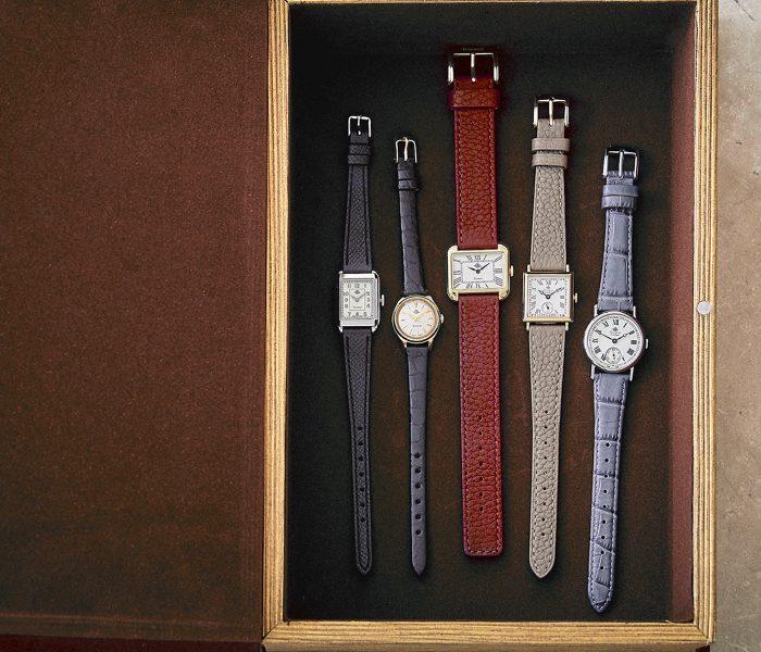 この秋冬シーズンにおすすめなRosemontの腕時計